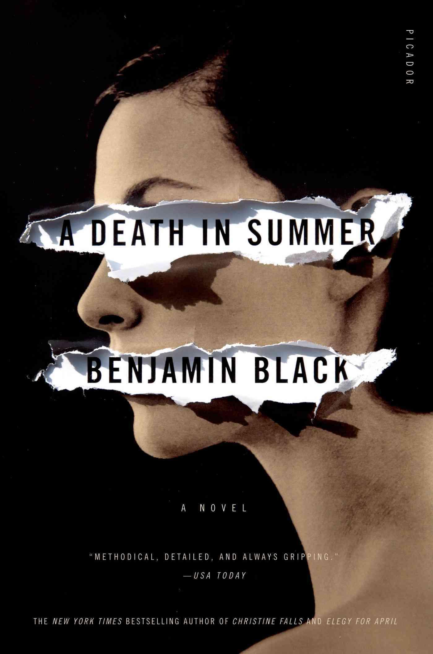 A Death in Summer By Black, Benjamin